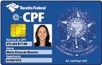 Novo E-CPF