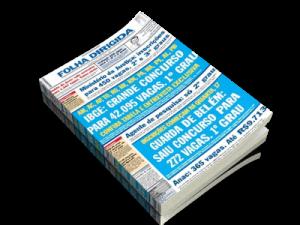 Jornal Folha Dirigida Concursos Públicos Folha Dirigida Concursos Publicos 300x225