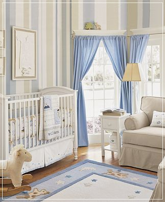 decoracao janelas quarto bebe