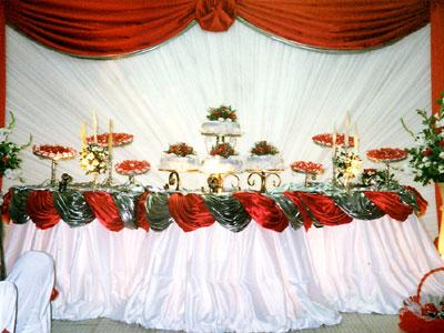 Dicas de Decoração para Casamento   Decoração de Casamento no Salão 124D04 1