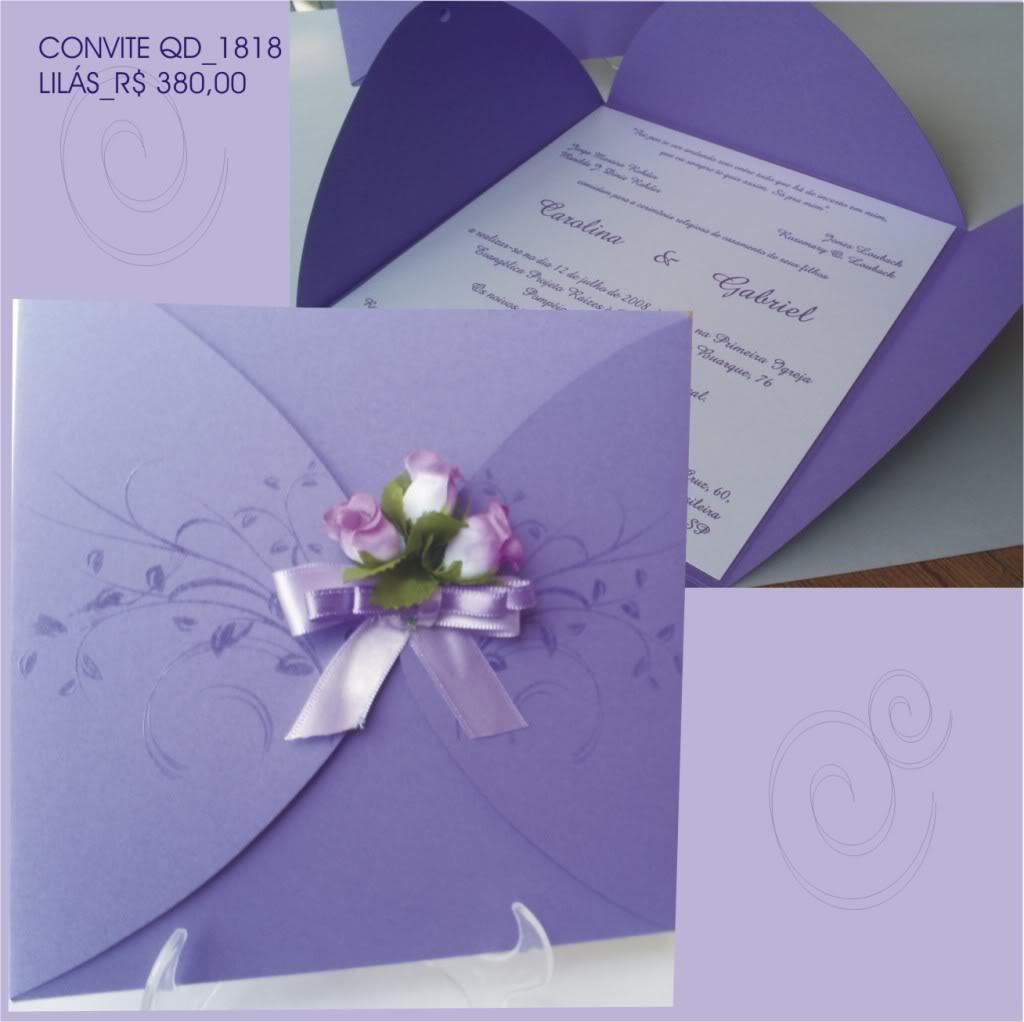 Modelos de Convites Para Casamento   Fotos 131D94 1