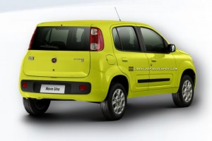 Fiat Uno 2010 300x200
