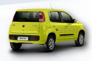 Fotos do Novo Carro da Fiat Uno Modelo 2010 / 2011 Fiat Uno 2010 300x200