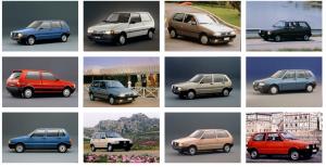 Fotos do Novo Carro da Fiat Uno Modelo 2010 / 2011 Fiat Uno Antigo 300x154