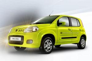 Fotos do Novo Carro da Fiat Uno Modelo 2010 / 2011 Novo Fiat Uno 2010 300x199