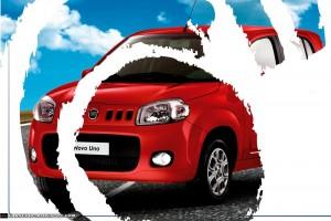 Fotos do Novo Carro da Fiat Uno Modelo 2010 / 2011 Novo Fiat Uno 2011 300x200