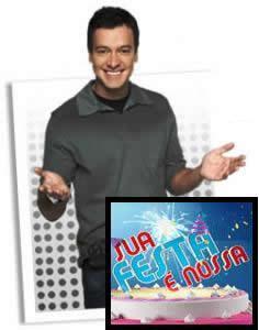 Rodrigo Faro Sua Festa É Nossa Rodrigo Faro Sua Festa É Nossa