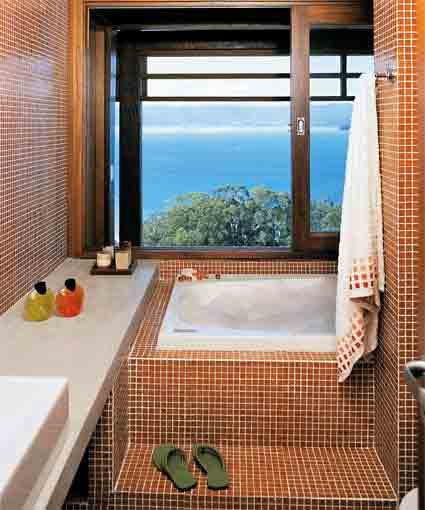 Dicas de Decoração de Banheiro com Banheira -> Decoracao De Banheiro Com Banheira Antiga