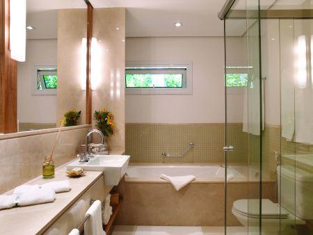 Dicas de Decoração de Banheiro com Banheira banheira4