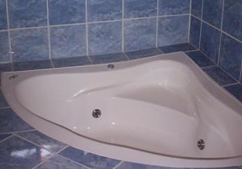 Dicas de Decoração de Banheiro com Banheira banheira5
