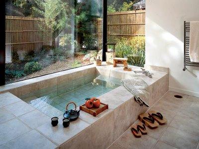 Dicas de Decoração de Banheiro com Banheira banheira7
