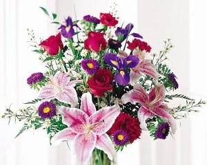 Buque De Flores Para Dia Das Mães buque de flores 300x240