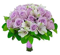 Buque De Flores Para Dia Das Mães buque lilas