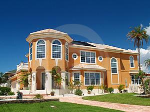 Casas Luxuosas e Casas Modernas  casa com estilo