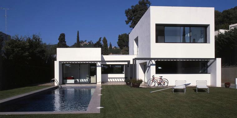 foto de casa moderna