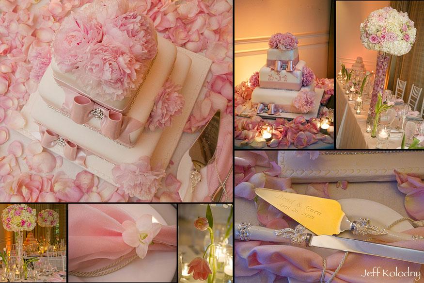Dicas de Decoração para Casamento   Decoração de Casamento no Salão casamento rosa