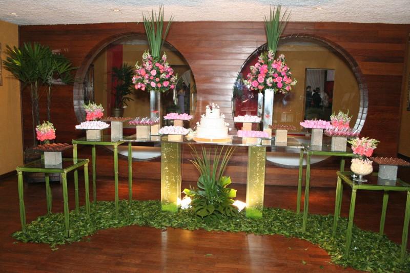 Decoração de Arranjo de Flores Para Casamento fotos de casamentos08