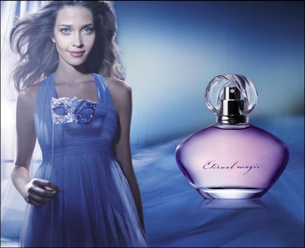 Avon novo perfume eternal magic - Magic renov avis ...