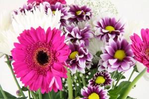 Buque De Flores Para Dia Das Mães margaridas roas 300x200