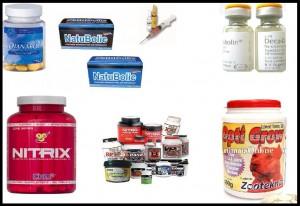 Benefícios e Malefícios Dos Anabolizantes remedios 300x206