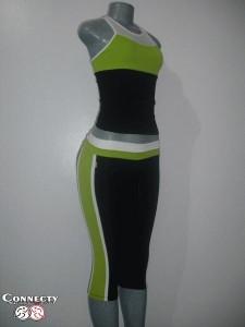 Dicas De Roupas Para Malhar   Moda de Roupas de Malhação  roupa para malhar 225x300