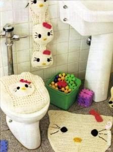 Tapetes De Barbante Para Banheiros tapetes de barbante para banheiro  224x300