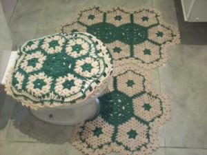 Tapetes De Barbante Para Banheiros tapetes de barbante para benheirro  300x225