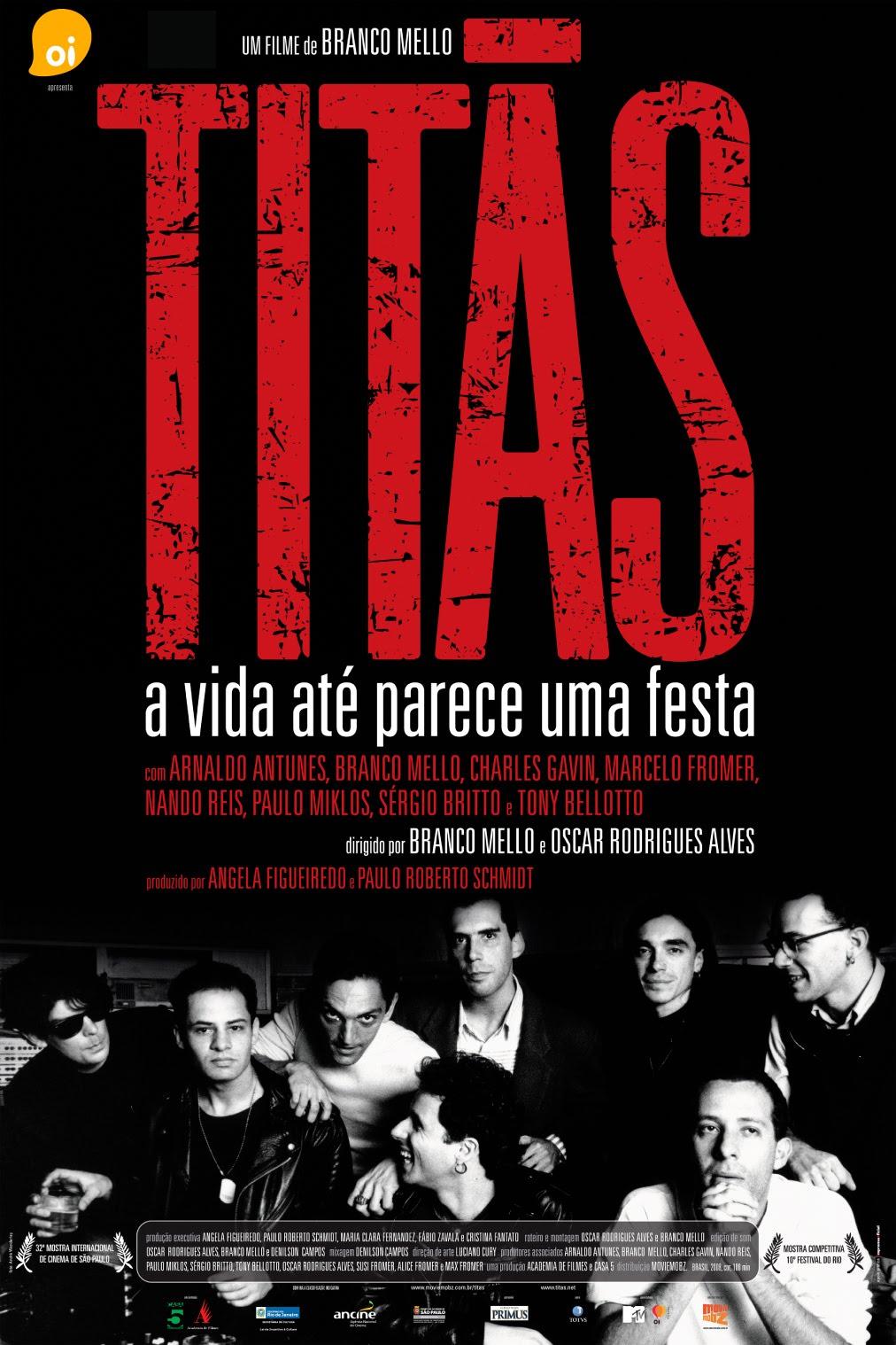 Banda Titãs – Rock Brasileiro  Banda Titas–Rock Brasileiro 1997