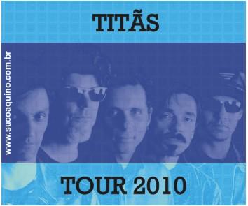 Banda Titãs – Rock Brasileiro  Banda Titas–Rock Brasileiro 2010