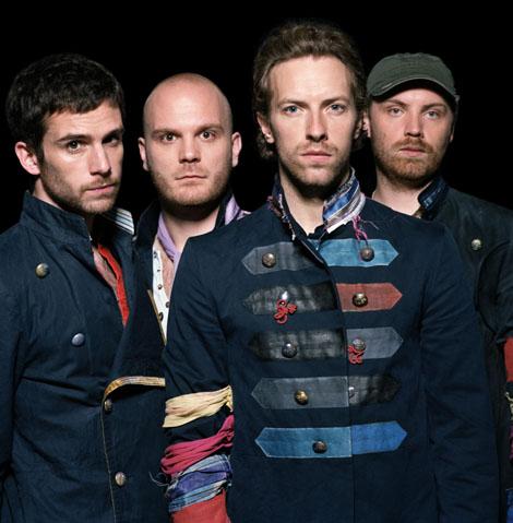 Sucesso Da Banda De Rock ColdPlay  Coldplay2