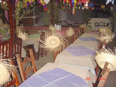 Decoração De Festa Junina Decoração de festa junina 1