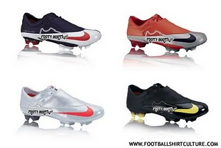 Diferentes Cores E ModelosChuteiras Da Nike 4