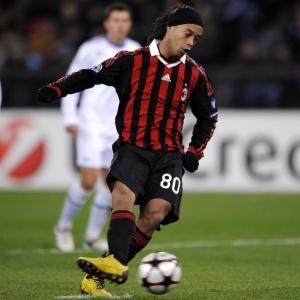 Ronaldinho Gaúcho no Milan