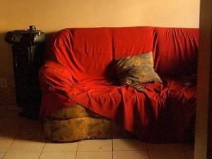 Capa para sofá capa sofá vermelhor 300x225