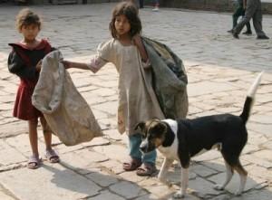 crianças de rua 300x221