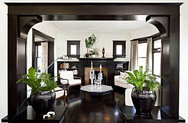 As Melhores Dicas Decorações De Sala De Estar decoracao de sala de estar com vaso de flores preto e branco