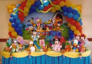 Festa de Aniversario Infantil   Decoração de um Ano. ideal para meninos 300x208