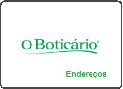 O Boticário   Endereços O Boticário Endereços