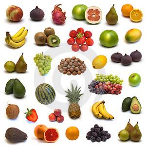 Tabela Calórica De Frutas Para Dietas