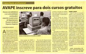 Jornal Novo Emprego  O Amarelinho amarelinho 300x191