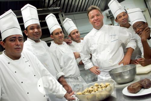 Curso de Gastronomia Gratuito Pelo SENAC SP Gastronomia