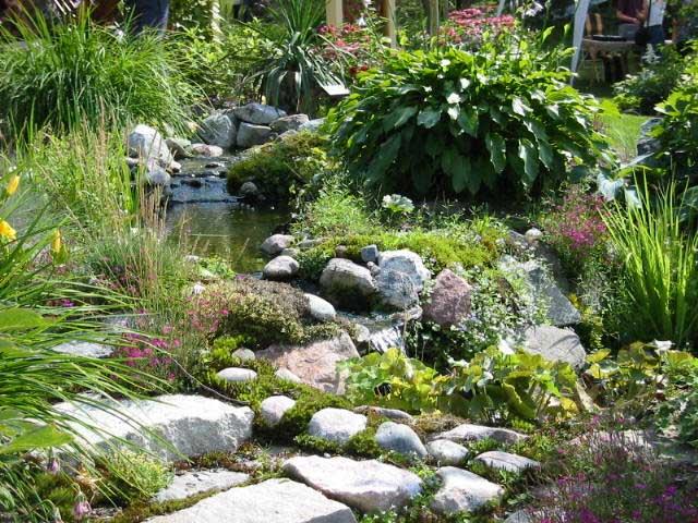 Modelos de jardim para casa for Lindos jardines pequenos