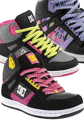 Tênis DC Shoes – Novos Modelos Feminino Tênis DC Shoes Novos Modelos Feminino 1