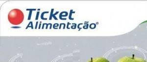 Ticket Alimentação  Como Consultar o Saldo Pela Internet ticket alimentacao 300x126