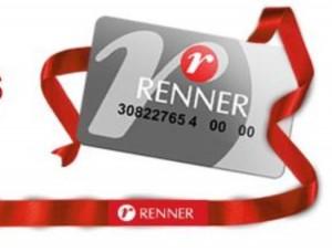 Cartão Renner  Como Solicitar o Cartão Pela Internet cartão renner 300x228