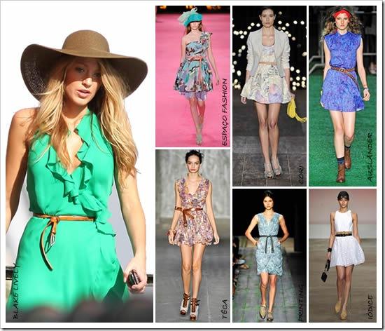 cintos tendencia de moda feminina verao 2011