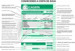 CAGEPA  2º Via de Conta Via Internet conta de água cagepa 300x205