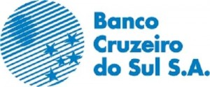 2° Via de Extrato do Banco Cruzeiro do Sul 300x124