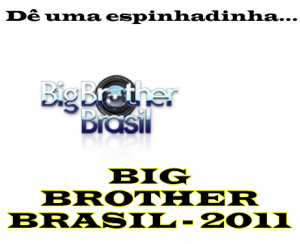 BBB Big Brother Brasil 11 2011 300x244