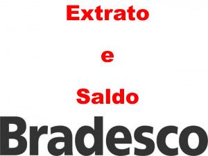 Banco Bradesco Consulta de Saldo e Extrato Pela Internet Bradesco consulta de saldo e extrato
